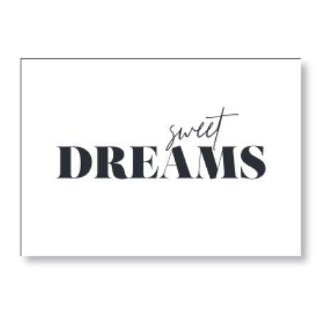 Cuadro SWEET DREAMS