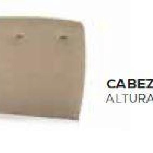 Cabezal modelo BERGEN [2]