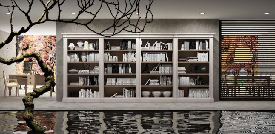 Siempre hay espacio para una librería.