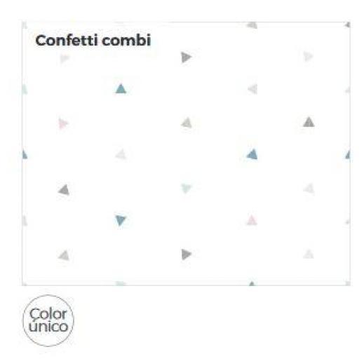 Papel decorativo CONFETI [0]