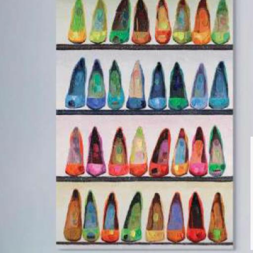 Cuadro zapatos
