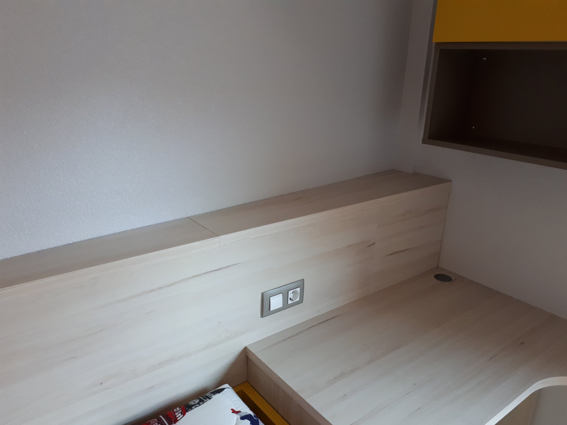 Diseño de habitaciones muebles a medida