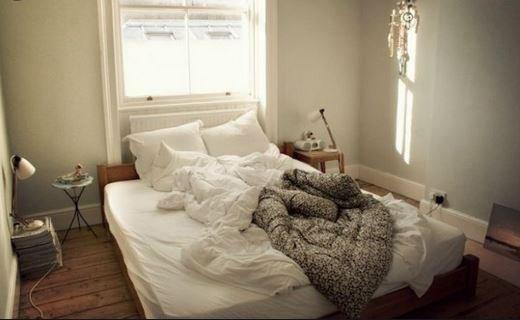 Ácaros en la cama