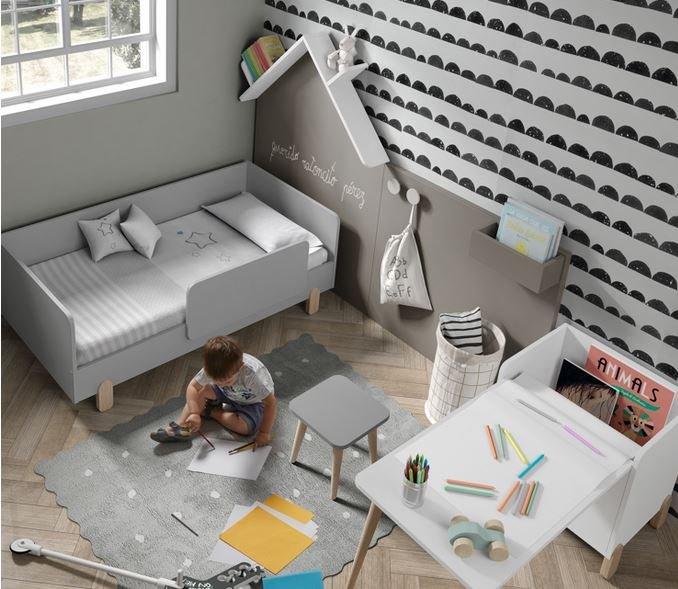 Diseño de habitaciones para niños