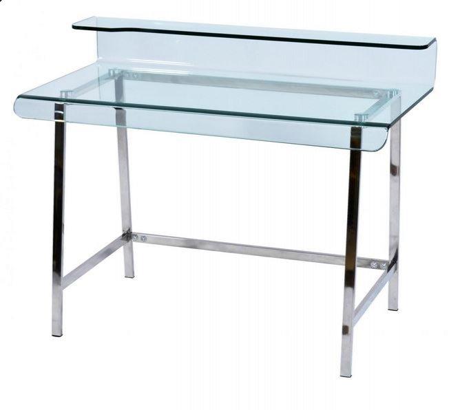 mesa trabajo cristal
