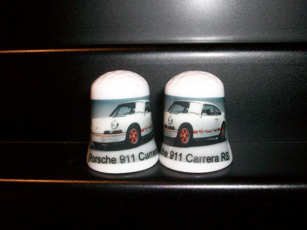 DEDAL PORSCHE 911 CARRERA RS RF. 009