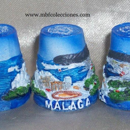 DEDAL RESINA MÁLAGA RF. 01551
