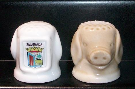 DEDAL DE PORCELANA SALAMANCA  RF. 0155