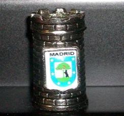 DEDAL MADRID  RF. 0170
