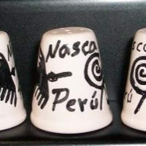 DEDAL CON RELIEVE NASCA - PERÚ RF. 0176