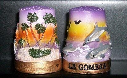 DEDAL RESINA LA GOMERA   RF. 0208