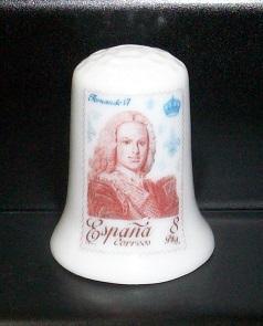 DEDAL SELLO FERNANDO VI RF. 0270