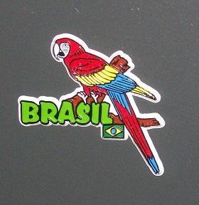 IMÁN BRASIL RF. 0342