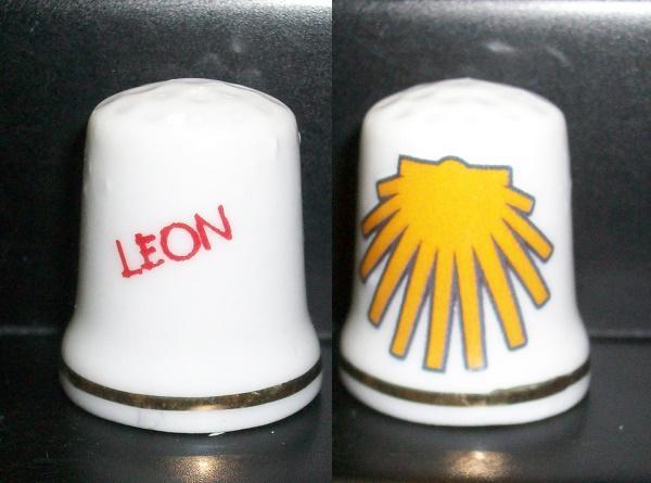 DEDAL LEÓN RF. 0336