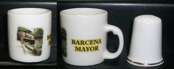 TAZA BARCENA MAYOR RF. 0380