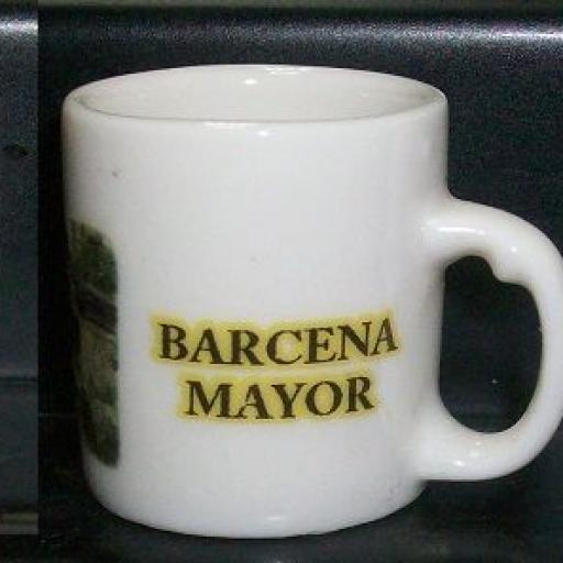TAZA BARCENA MAYOR RF. 0380
