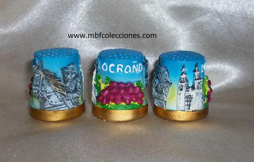 DEDAL LOGROÑO RF. 01001