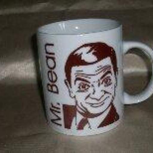 TAZA PORCELANA MR. BEAN