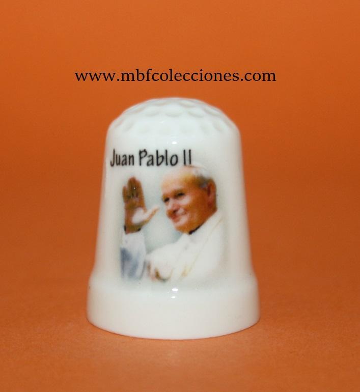 DEDAL JUAN PABLO II RF. 01617