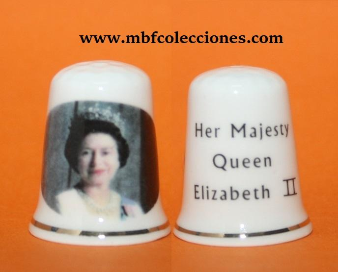 DEDAL HER MAJESTY QUEEN ELIZABETH II RF. 01634
