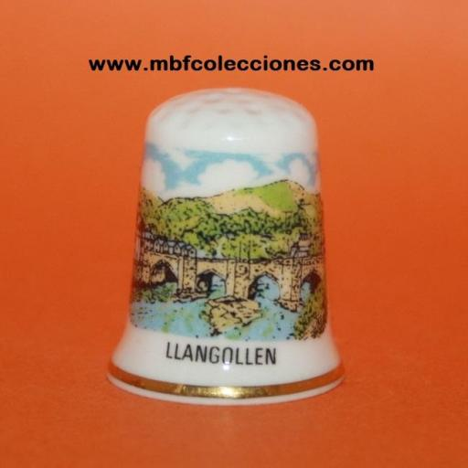 DEDAL LLANGOLLEN RF. 02207