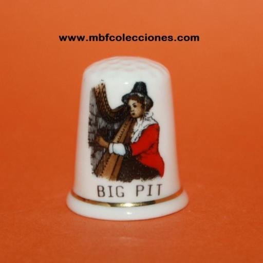 DEDAL BIG PIT  RF. 02210
