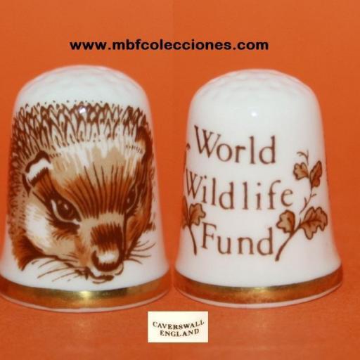 DEDAL WORLD WILDLIFE FUND RF. 02223