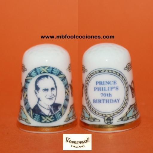 DEDAL PRINCE PHILIP'S ...RF. 02220