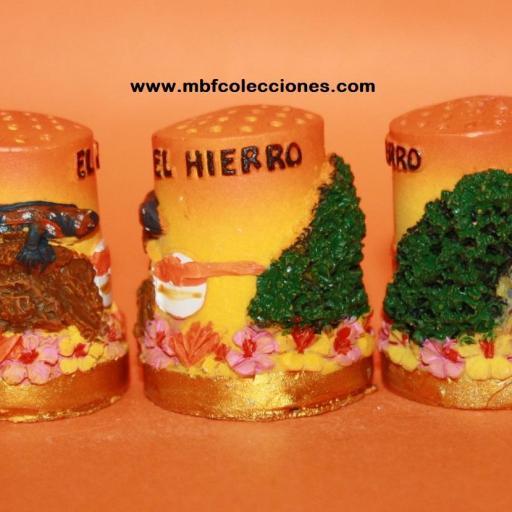 DEDAL EL HIERRO RF. 02236