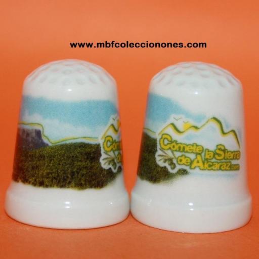7DEDAL COMETE LA SIERRA DE ALCARAZ RF. 02237