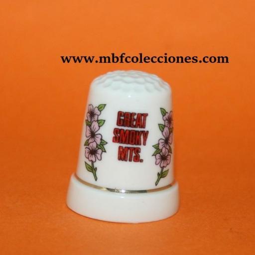 DEDAL CREAT SMOKY MTS. RF. 01681