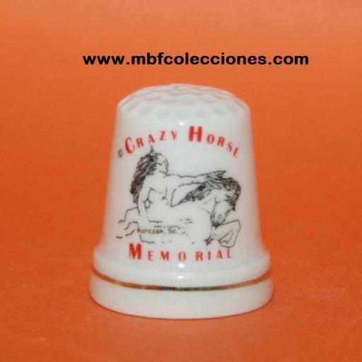 DEDAL CRAZY HORSE MEMORIAL RF. 02243