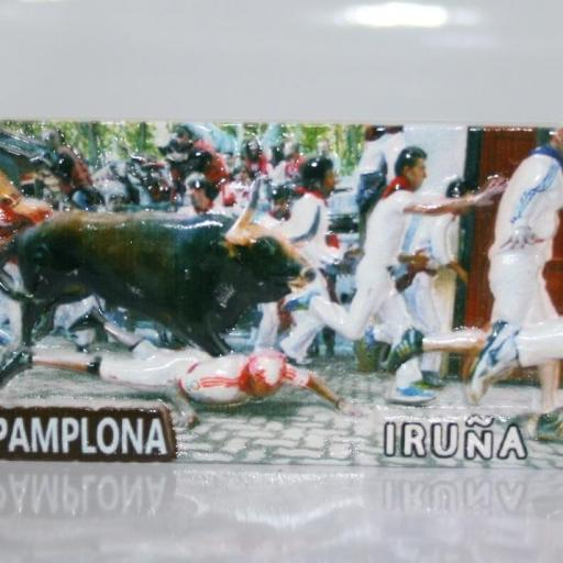IMÁN PAMPLONA - IRUÑA RF. 04619