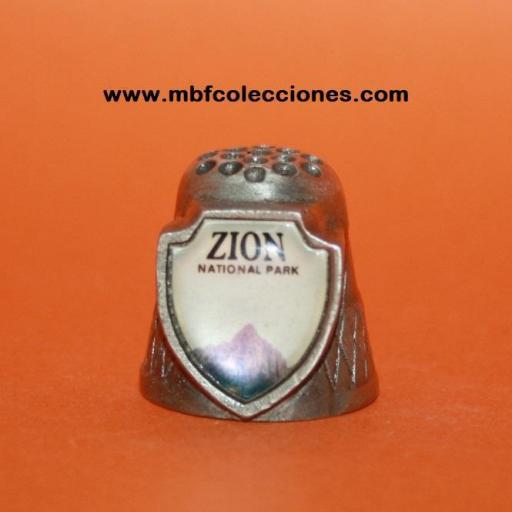 DEDAL PARQUE NATIONAL ZION RF. 02245