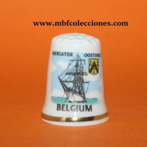 DEDAL BELGIUM - MERCATOR OOSTENDE RF. 01690
