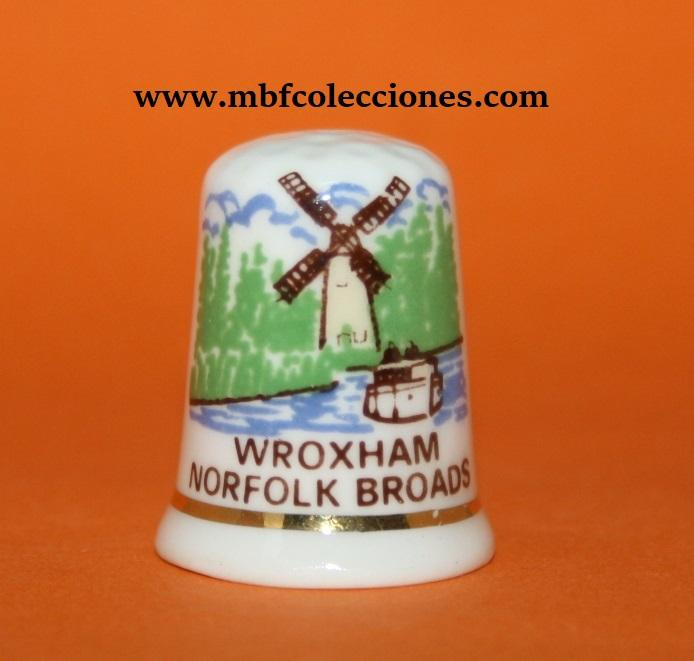 DEDAL WROXHAM NORFOLK BROADS RF. 01684