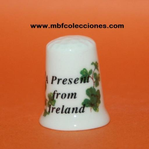 DEDAL A PRESENT FROM IRELAND RF. 02248