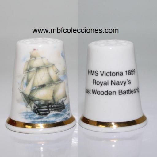 DEDAL HMS VICTORIA 1859 ... RF. 04633