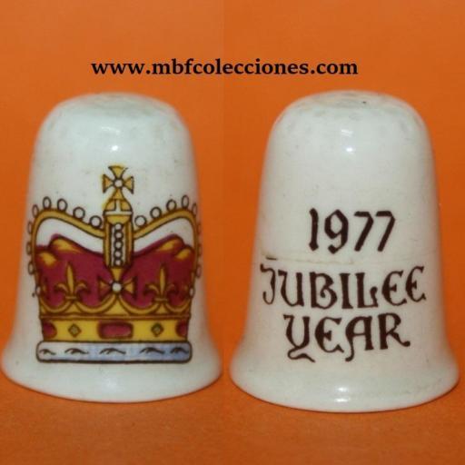 DEDAL 1977 JUBILEE YEAR RF. 01697