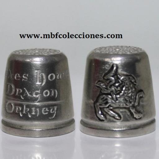 DEDAL MAESHOWE DRAGON ORKNEY RF. 04665