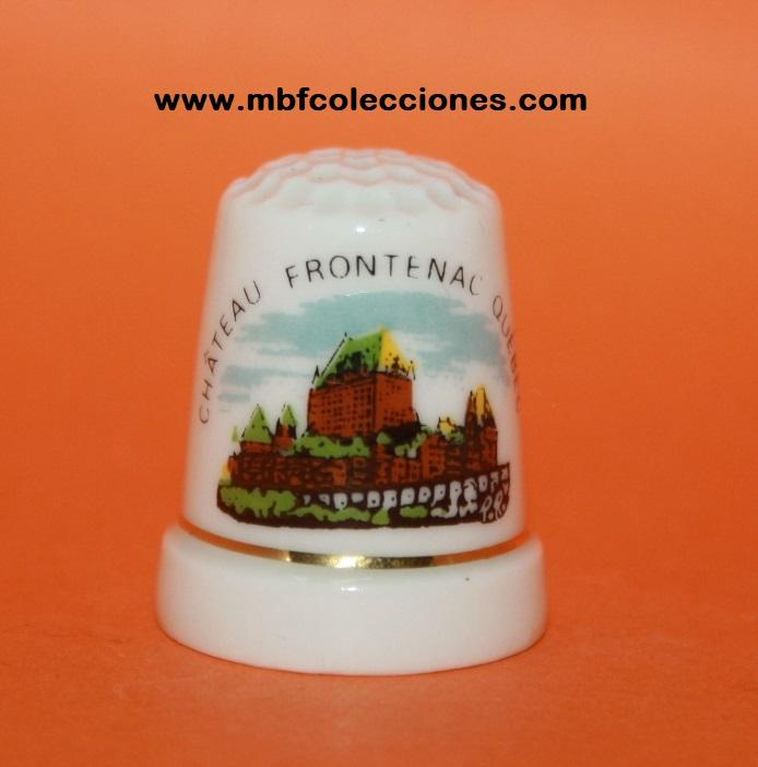 DEDAL CHATEAU FRONTENAC QUEBEC RF. 02267