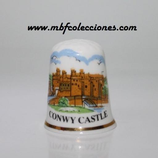 DEDAL CONWY CASTLE RF. 04687