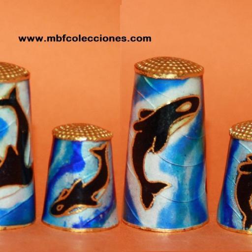 2 DEDALES ALTO Y BAJO ORCAS RF. 02296