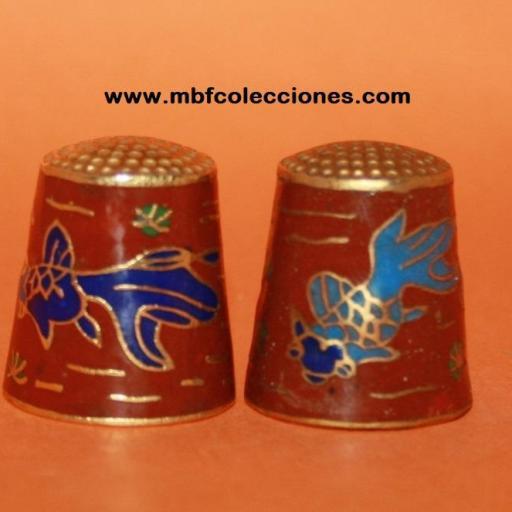 DEDAL CON PECES RF. 02295