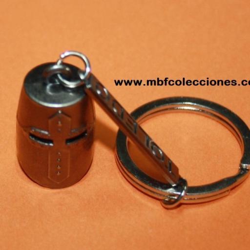 DEDAL TOLEDO CASCO RF. 02317