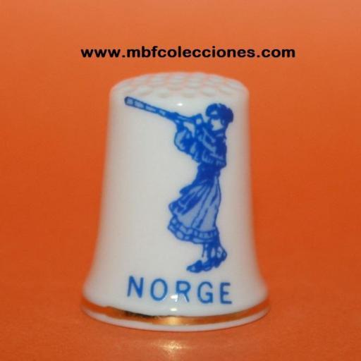 DEDAL NORGE RF. 02321