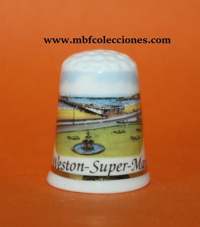 DEDAL WESTON-SUPER-MARE RF. 01722