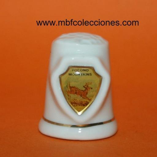 DEDAL POCONO MOUNTAINS RF. 01734
