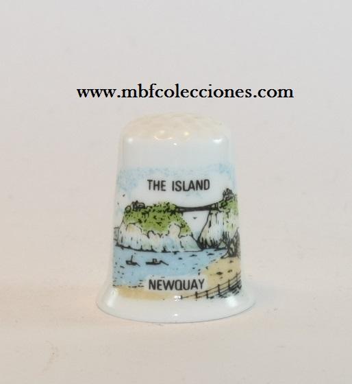 DEDAL THE ISLAND NEWQUAY RF. 0872