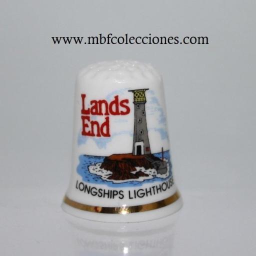DEDAL LANDS END - LONGSHIPS LINGNTHOUSE RF. 04902